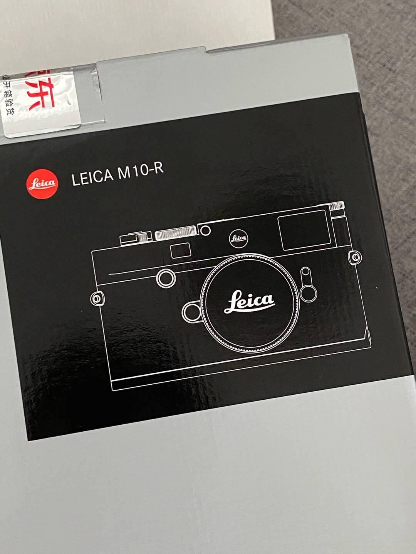 徕卡(Leica)M10-R旁轴数码相机/微单相机单机身银色镀铬20003