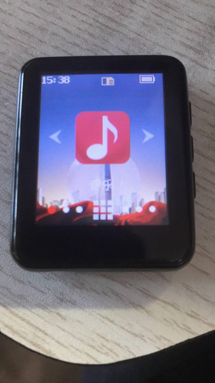 锐族(RUIZU)M48G黑色蓝牙外放全面屏1.8英寸mp3/mp4无损HIFImp5音乐视频播放器学生英语随身听运动