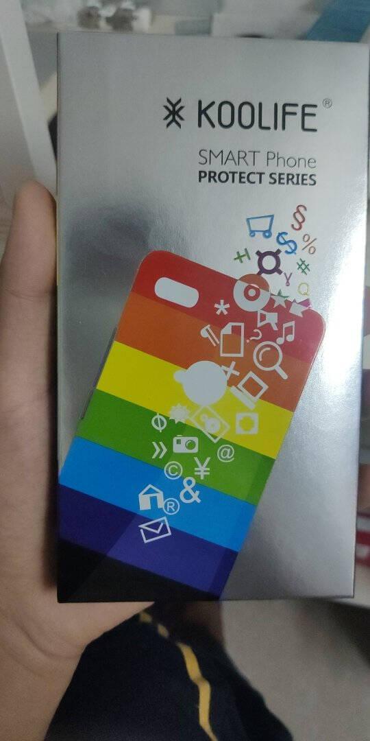 KOOLIFE苹果12/12pro钢化膜iPhone12/12pro钢化膜高透高清无边0触感全屏防爆手机保护贴膜6.1英寸-透明