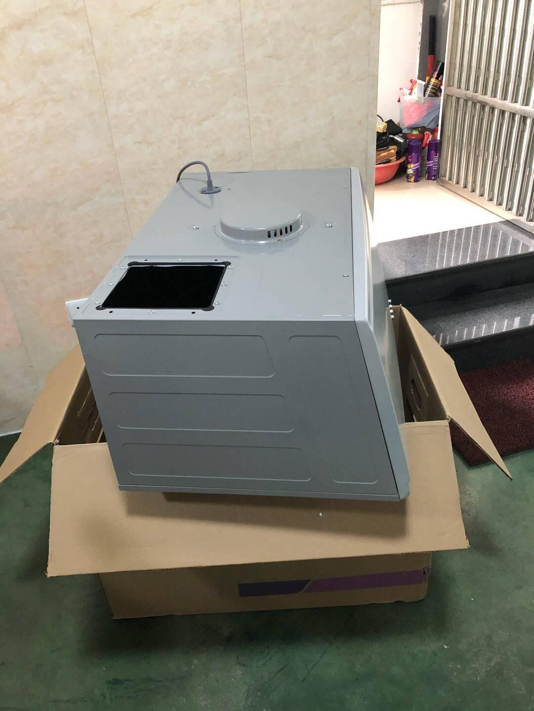 万和(Vanward)中式抽油烟机易清洗吸油烟机黑晶钢化玻璃大吸力CXW-180-H05G