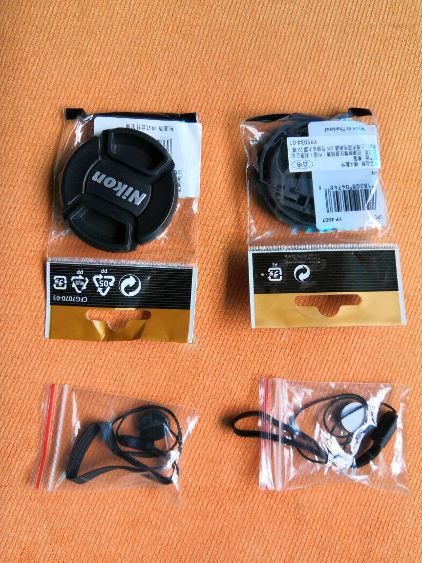 尼康(Nikon)原装单反镜头盖52mm55mm58mm62mm67mm72mm77mm82m保护盖尼康(口径:67mm)原装镜头盖尼康原厂镜头盖