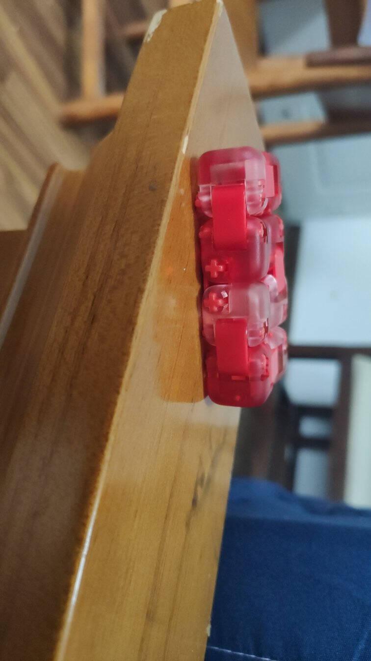 小米(MI)多彩指尖积木益智玩具机器人男孩女孩少儿童多彩指尖积木