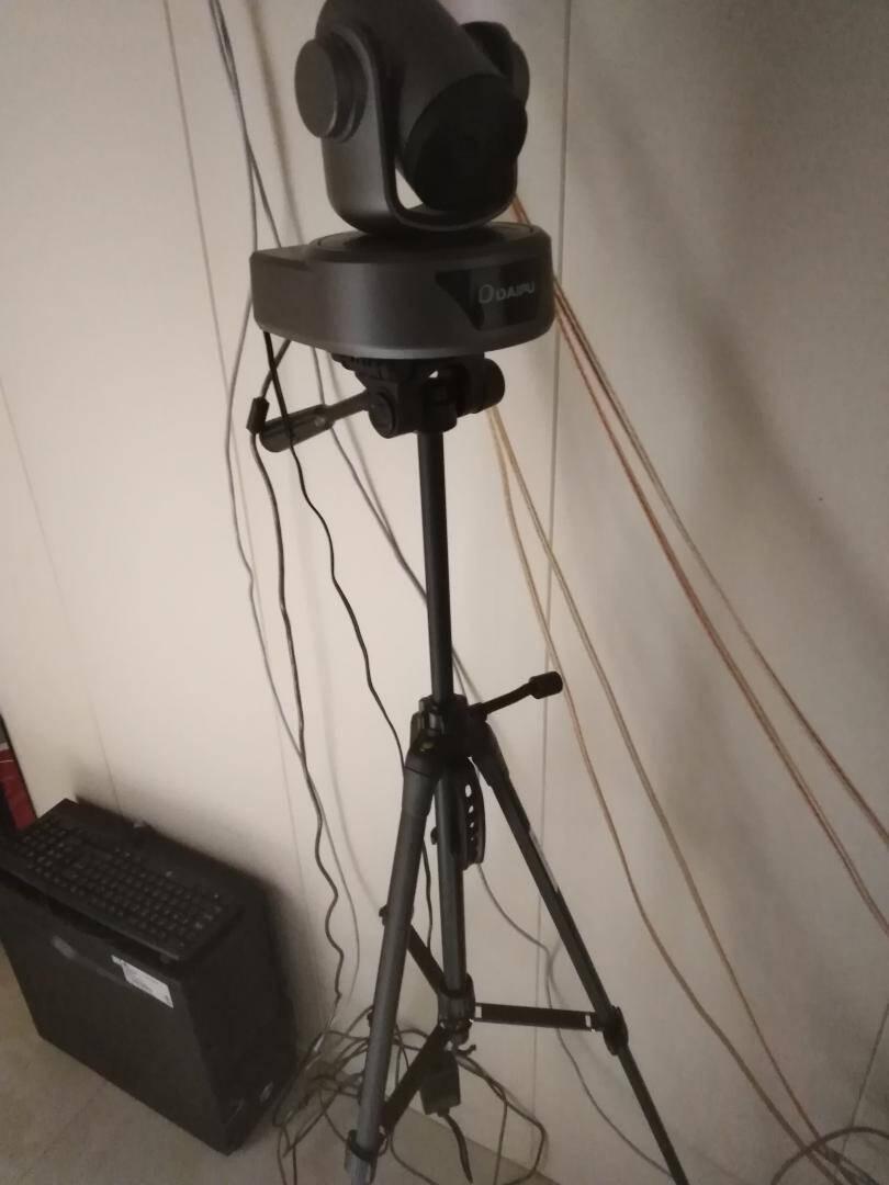 戴浦DAIPU视频会议全向麦克风DP-GM22.4G无线连接适用20平米会议室会议扬声器桌面麦克风