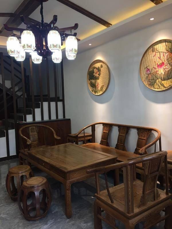 匠人塘红木家具非洲鸡翅木(学名:非洲崖豆木)明清古典仿古原木沙发中式三人座整装客厅实木沙发椅组合十件套