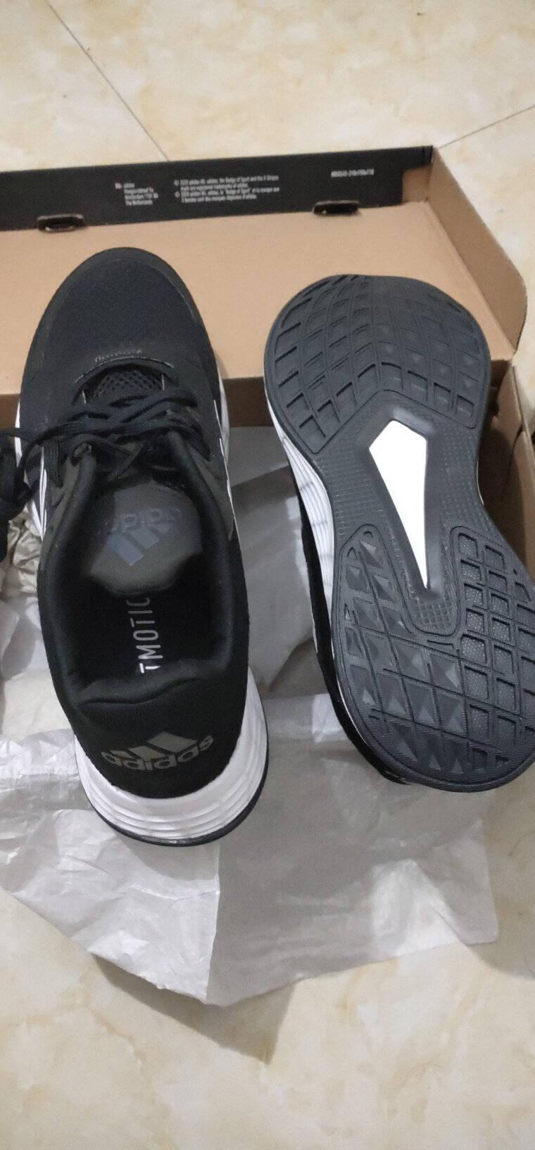 阿迪达斯ADIDAS男子跑步系列DURAMOSL运动跑步鞋FY811341码UK7.5码