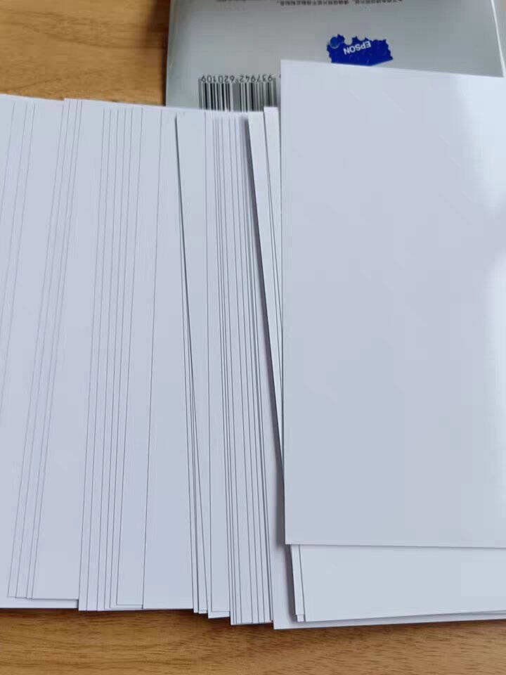 爱普生(EPSON)S042554新一代光泽照片纸6寸/20张
