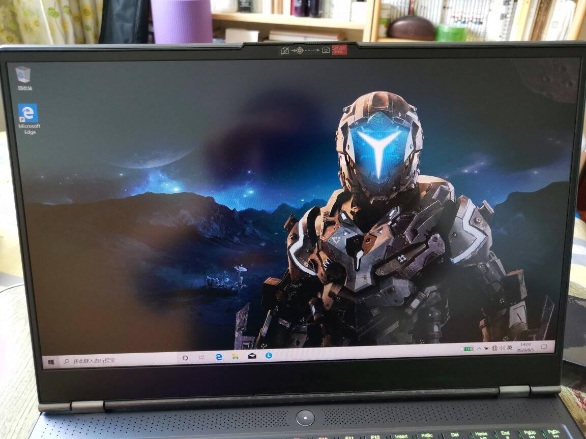 联想(Lenovo)拯救者Y7000P15.6英寸游戏笔记本电脑(i7-10750H16G512GSSDGTX1650Ti144Hz100%sRGB)