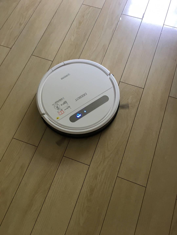 科沃斯(Ecovacs)扫地机器人地宝DD37全自动智能家用吸尘器超薄大吸力扫拖一体机家电全芯进口精准规划