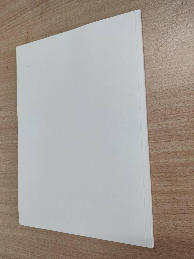 得力(deli)3864热熔封套热熔装订机专用装订封皮A4/2mm(10个装)