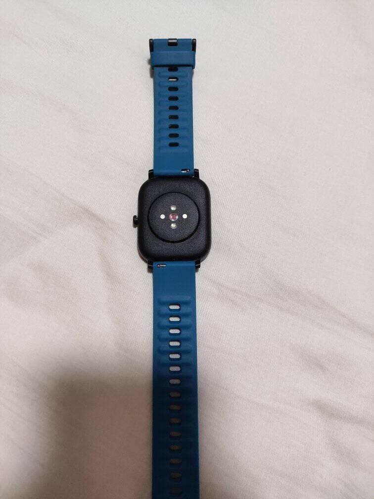 AmazfitGTS智能手表智能运动手表14天续航GPS50米防水NFC黑华米科技出品手表