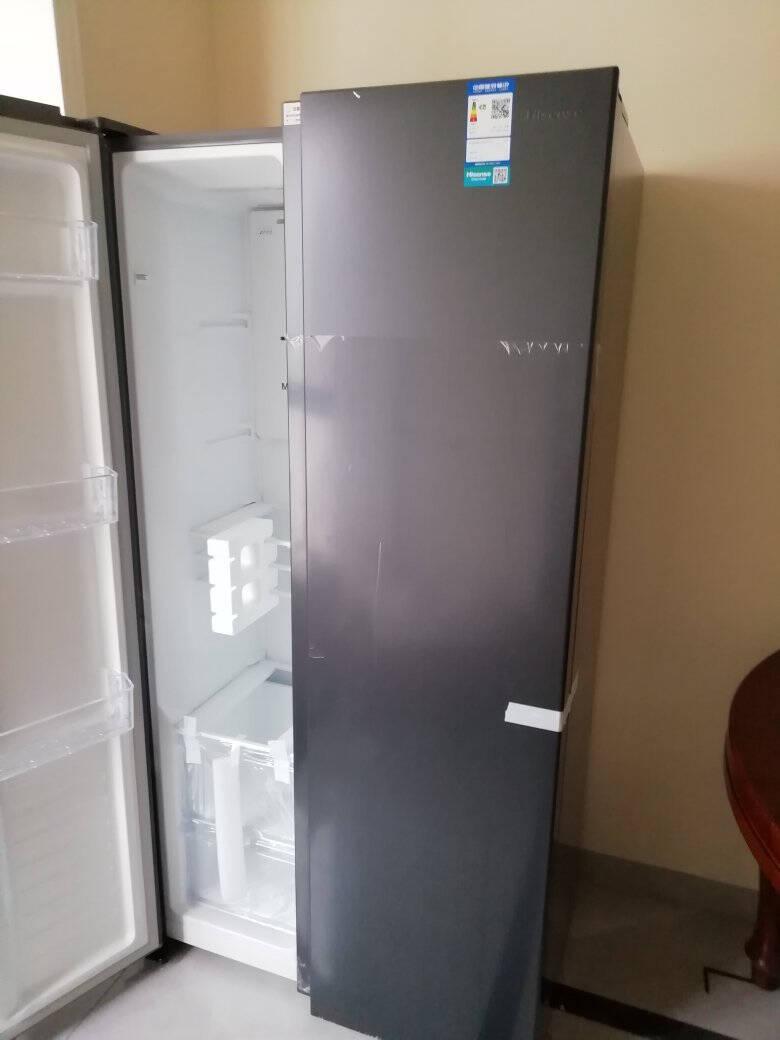 海信(Hisense)532升对开门变频无霜净味冰箱节能低噪纤薄大容量双开门BCD-532WFK1DPQ