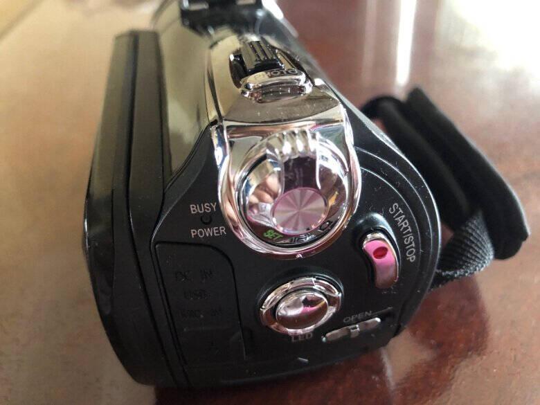 欧达摄像机4K专业直播摄影机手持数码DV录像机高清电影机电商直播家用旅游会议vlog小视频标配(不含卡)推荐购买套餐更优惠