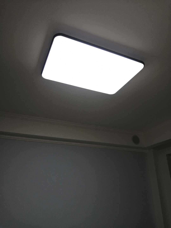 雷士(NVC)WHTD04T-07LED超薄筒灯客厅天花灯过道嵌入式孔灯北欧风铝材4瓦三档调光磨砂黑10只装