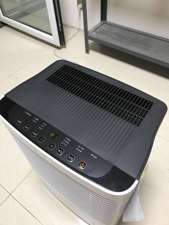 格力(GREE)除湿机工业智能低噪家用卧室办公室大功率抽湿机地下室除湿祛湿除潮干燥机器50升/天DH50EI