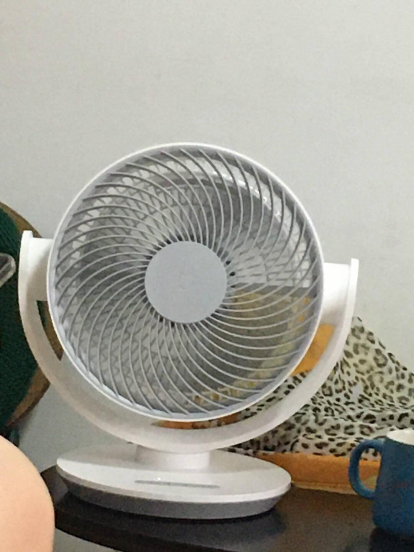 米家小米电风扇空气循环扇台式小风扇直流变频节能静音米家APP、小爱同学互联