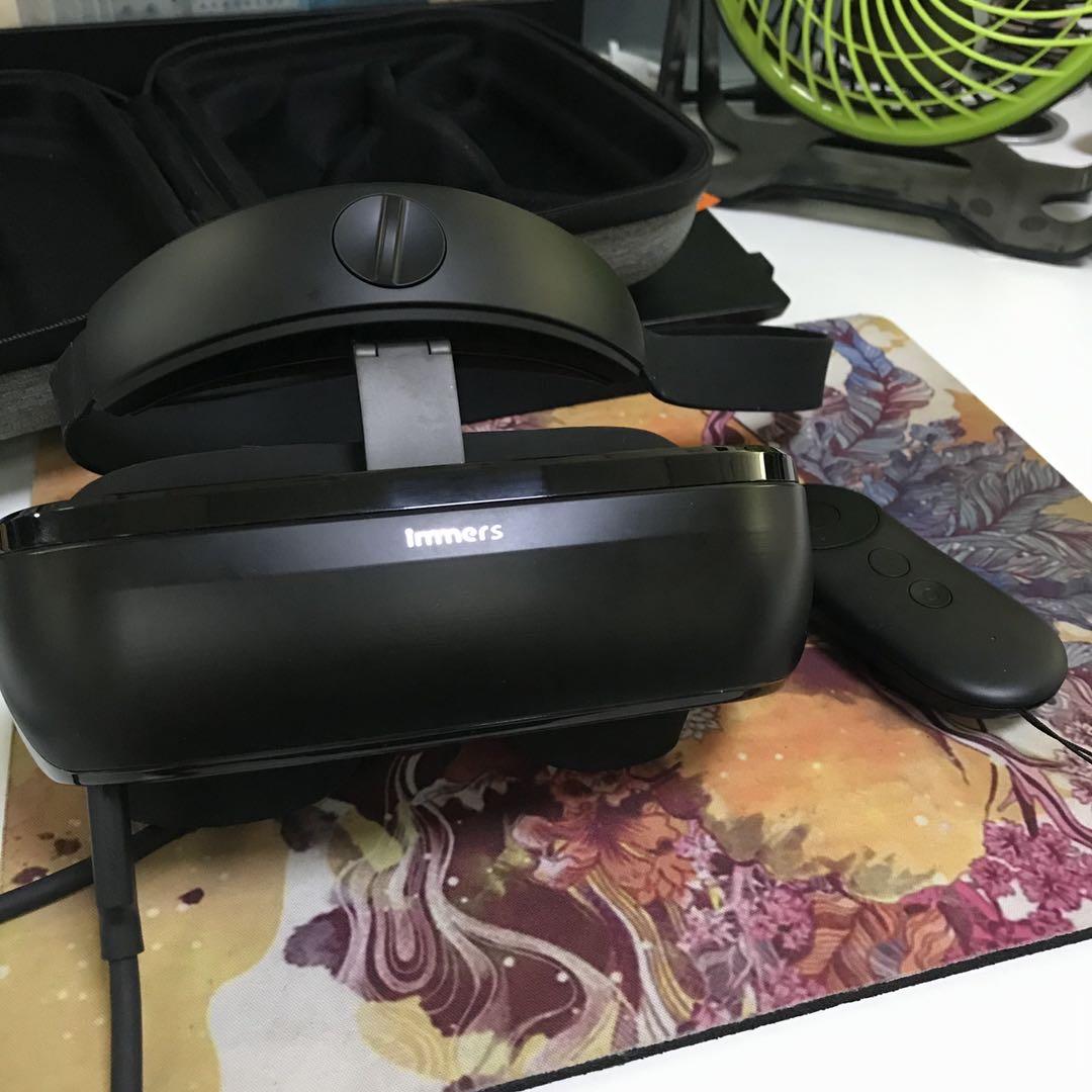 LUCI 4K头戴显示器,创意礼物送女朋友