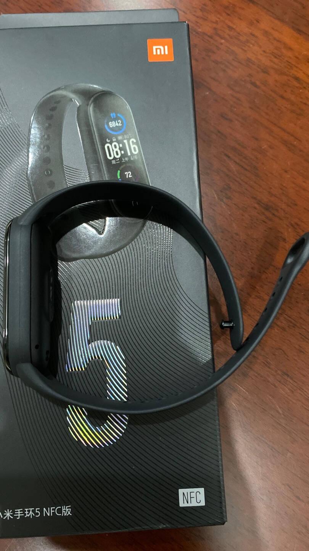 小米手环6NFC版全面彩屏30种运动模式24h心率检测50米防水智能手环