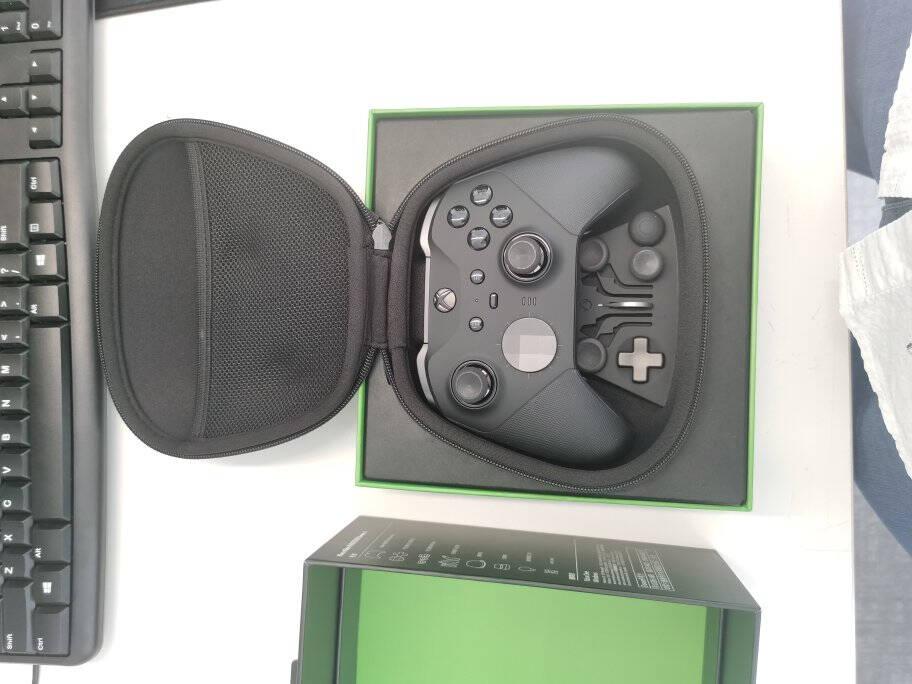 微软XboxElite无线控制器2代 二代精英手柄无线手柄蓝牙手柄自定义设置/按键TypeC接口充电电池