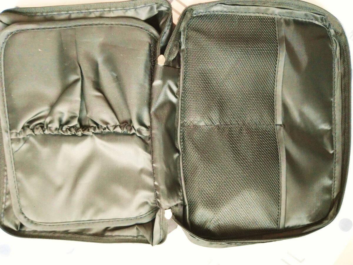 意尔嫚旅行收纳袋六件套防水洗漱收纳套装出差旅行收纳包行李箱衣服整理收纳袋鞋袋收纳包灰色