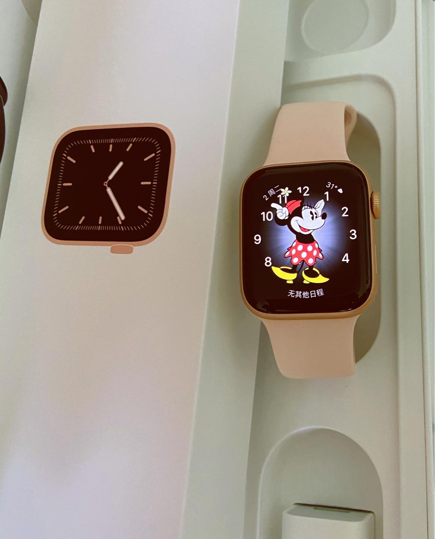 """代苹果智能手表,送女朋友可爱粉色礼物"""""""