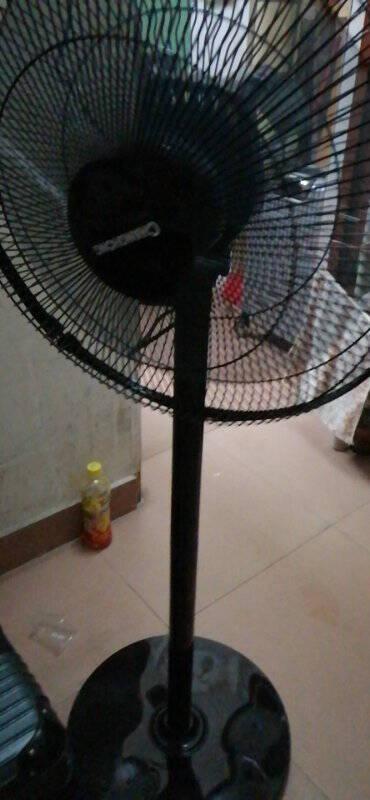长虹(CHANGHONG)电风扇落地扇家用静音风扇遥控七叶落地扇大风量电风扇CFS-LD352R