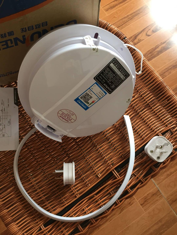 正野(GENUIN)APC15G圆形橱窗式6寸排气扇厨房卫生间强力静音通风抽风排风扇换气扇