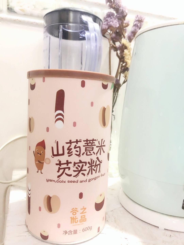 谷之优品山药薏米芡实粉淮山薏仁燕麦粉早餐营养食品代餐粉