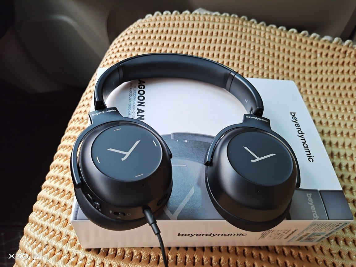 拜亚动力乐谷主动降噪头戴式耳机,送男朋友1000元左右游戏礼物