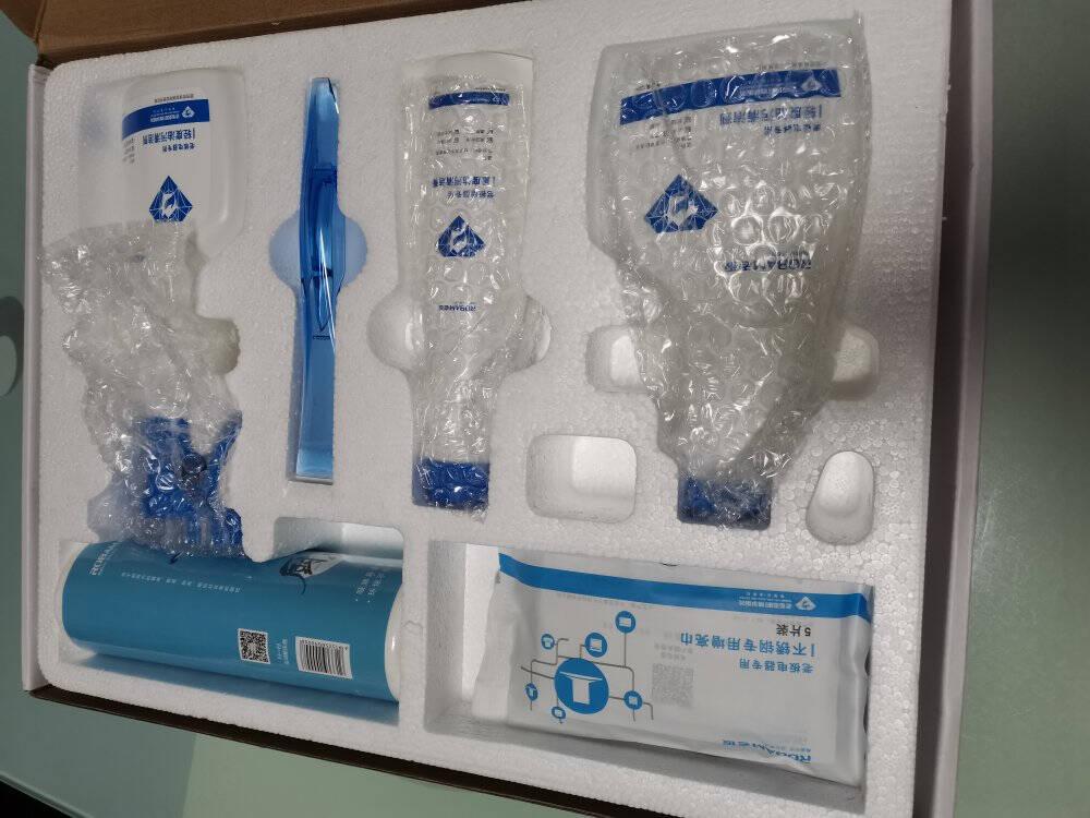 定制老板电器抽油烟机不锈钢增亮巾油污净轻度清洗剂清洁膏。清洗六件套