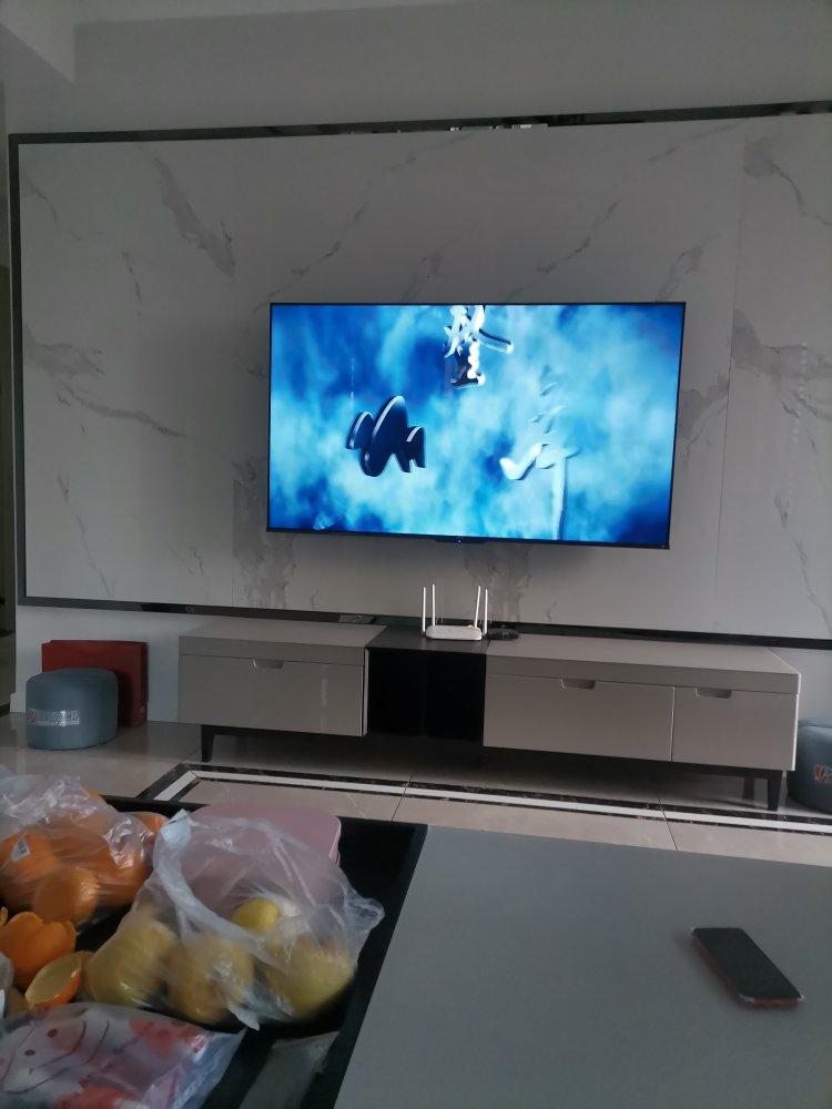 海信4K悬浮全面屏电视,摆脱遥控器轻松看剧