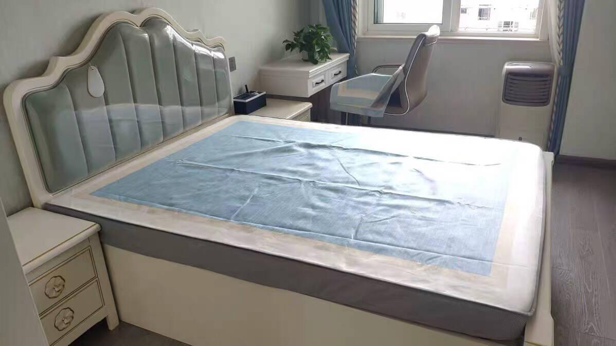 泽恩斯曼床美式轻奢实木床1.8米主卧双人床1.5m轻奢欧式公主床现代简约储物婚床定制联系客服1500*2000标准床