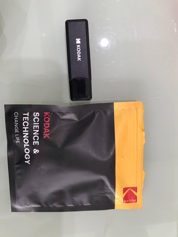 柯达(Kodak)USB2.0二合一读卡器支持USB-A/2.0+SD/TF多功能读卡器T210A-1