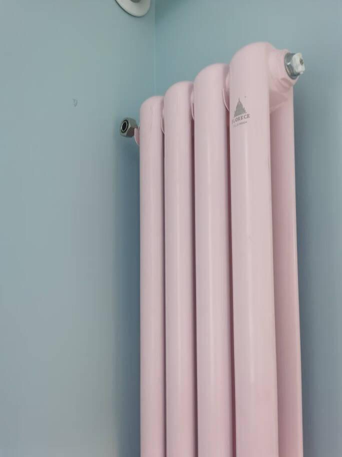 florece/佛罗伦萨钢制60管大水道家用暖气片水暖散热器壁挂式自采暖,集中采暖TI钢制60管大水道668mm高