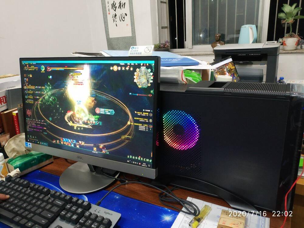 光威(Gloway)4GBDDR42666频率台式机内存悍将系列-精选颗粒/匠心打造