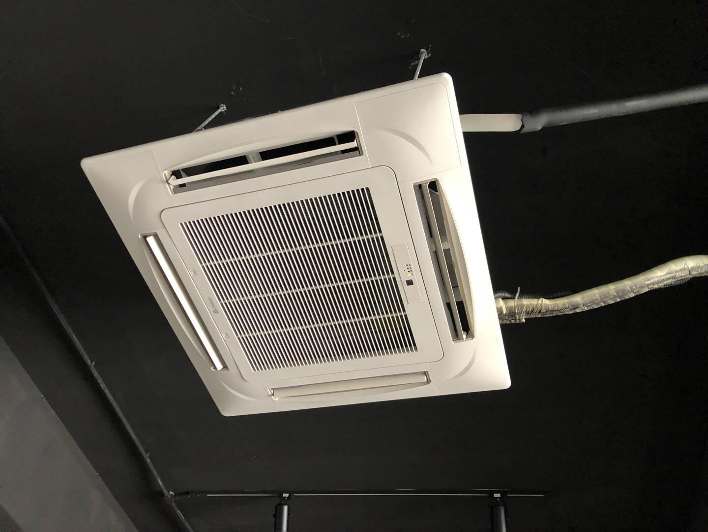 志高(CHIGO)中央空调家用/商用天花机大2匹3匹5匹P冷暖吸顶机嵌入式天井机吊顶机空调3匹冷暖220V适用32-50㎡
