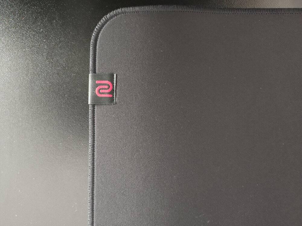 ZOWIEGEAR卓威奇亚P-SR电竞鼠标垫黑色