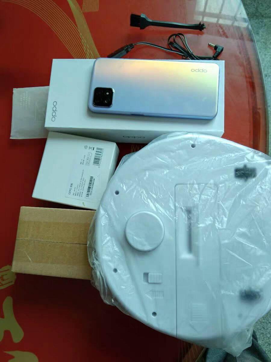 OPPOA72双模5G90Hz灵点屏大电池18W快充后置三摄AI美颜拍照视频手机4GB+128GB氧气紫