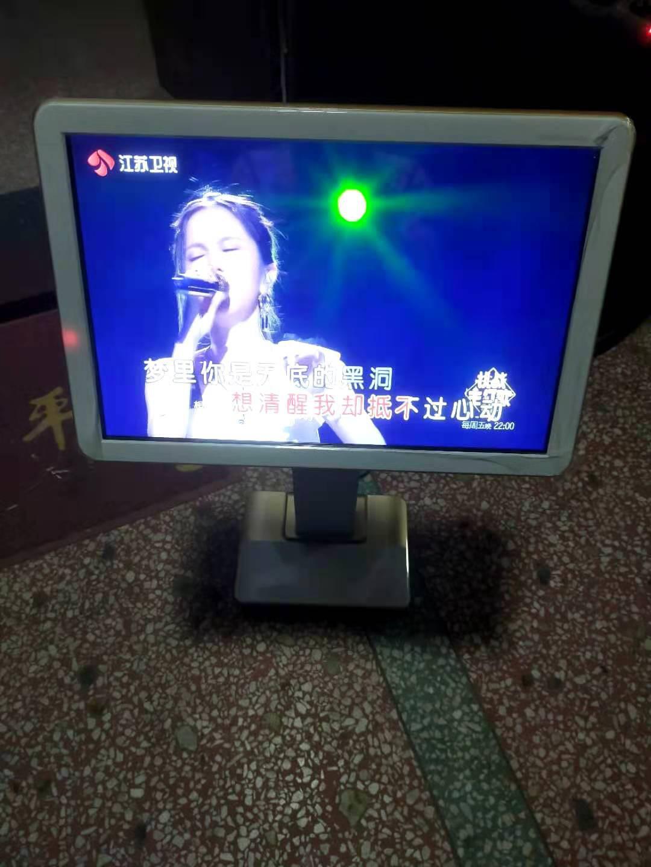 心唱享XCX语音点歌机家庭KTV音响套装家用K歌卡拉OK唱歌机设备全套双系统触摸屏一体机19吋语音点歌机【升级版100万曲库】2T