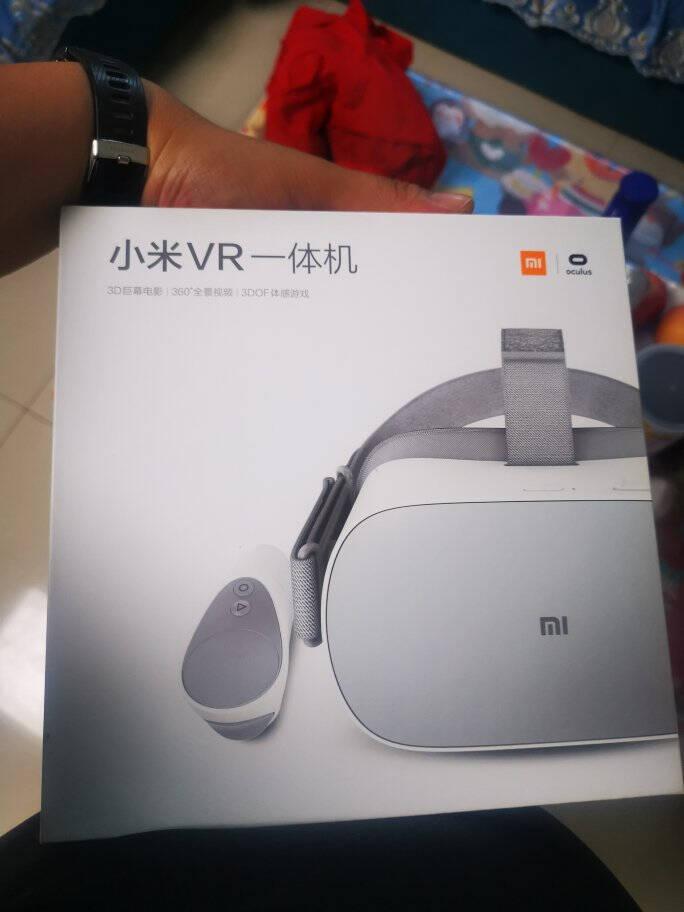 小米VR一体机64G4K高清视频3D智能眼镜体感游戏巨幕影院