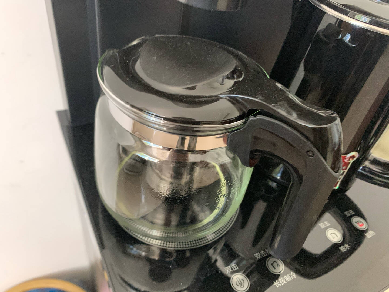 奥克斯(AUX)茶吧机家用多功能智能遥控温热型立式饮水机奥克斯旗舰【高端遥控冷热款】限量领100元券