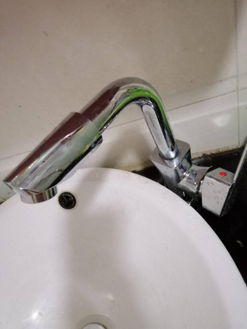 四季沐歌MICOEM-C2013面盆水龙头304不锈钢卫浴冷热水龙头洗脸盆洗手盆水龙头
