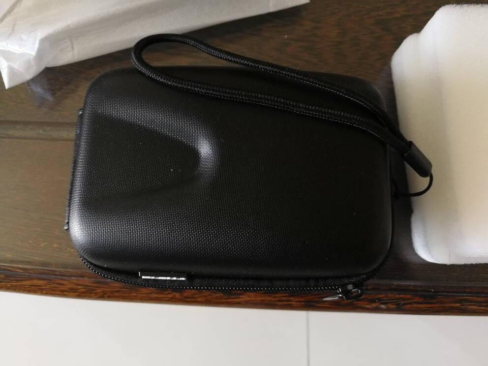赛腾(statin)ST7-Thumb(大号)酷炫黑相机包佳能SX740HS/G7/G7X3/索尼RX100M7/WX700带手柄包