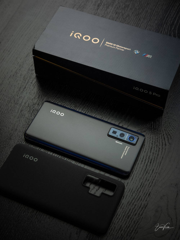 vivoiQOO5Pro赛道版8GB+256GB120W闪充120Hz高刷骁龙865游戏手机双模5G全网通vivoiqoo5pro