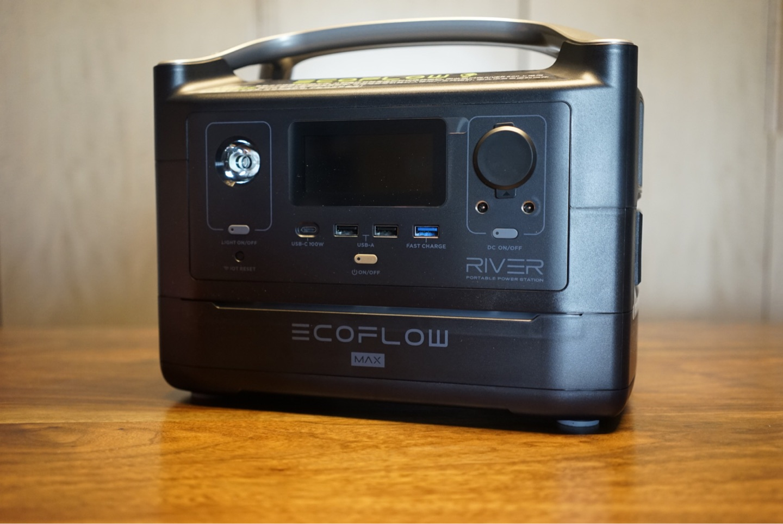 EcoFlow户外移动电源,用料扎实扩展性强