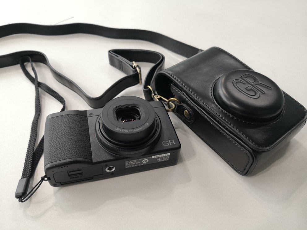 理光gr3口袋数码相机,送女朋友扫街礼物