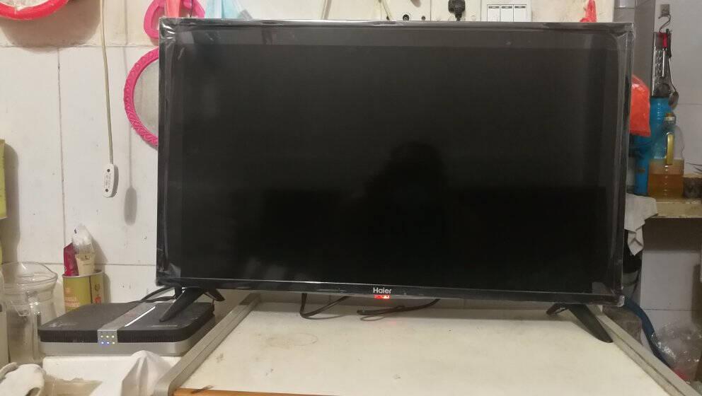 海尔HaierLE32A51J32英寸智能网络WiFi高清LED液晶平板电视(黑色)