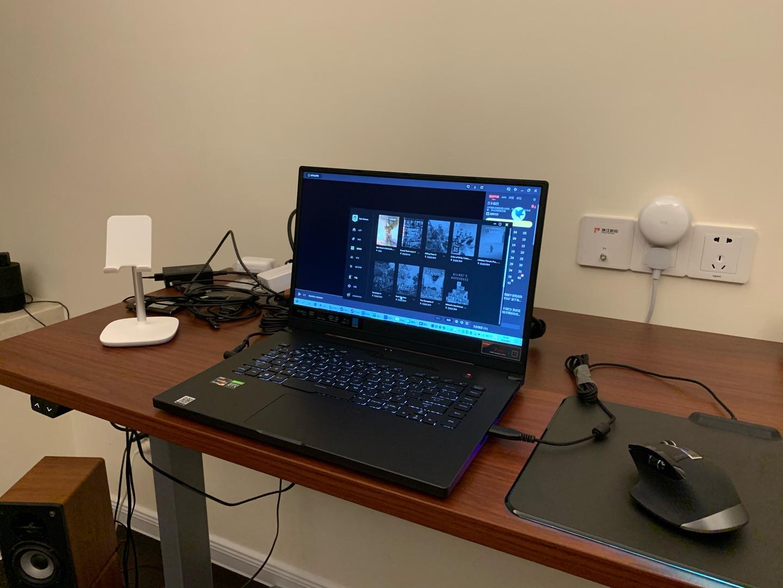 ROG冰锐2高色域便携游戏本,引领轻薄电脑设计款