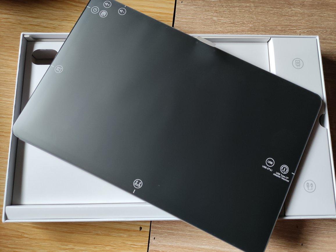 联想小新Pad Pro平板电脑,还有办公用的电脑模式