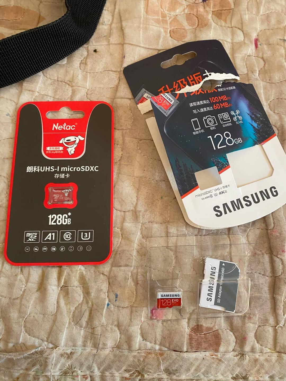朗科(Netac)128GBTF(MicroSD)存储卡A1U3V304K高度耐用行车记录仪&监控摄像头内存卡读速100MB/s