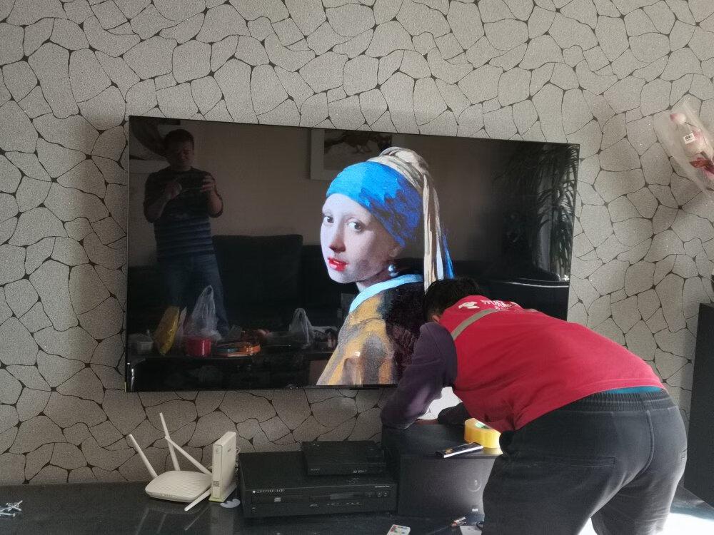 小米电视大师65英寸OLED电视,超高清高品质智能家电